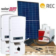 REC saules baterijas