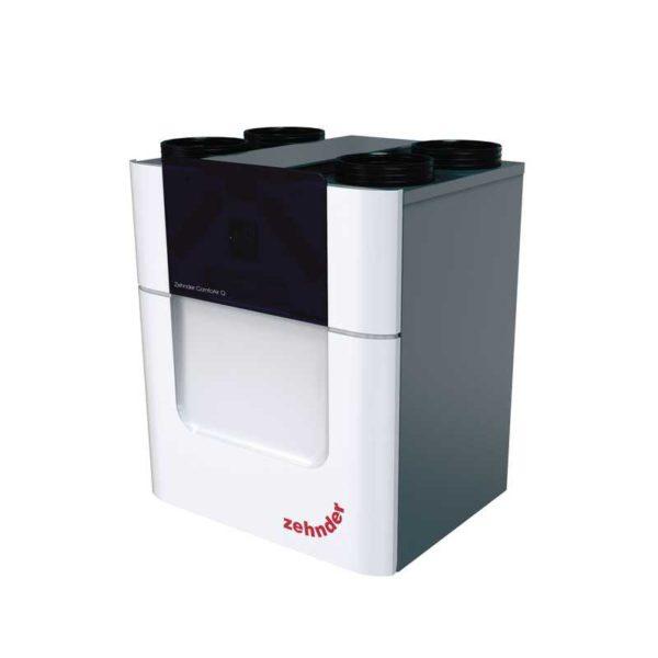 ZEHNDER ventilācijas sistēmas un apkures iekārtas